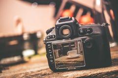 Voedselfotografie royalty-vrije stock foto's
