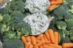 Voedselfotografie voor diner goede hoeken goede schoten Stock Afbeeldingen
