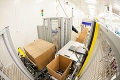 Voedselverpakking Stock Foto
