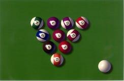 Voeg ballen samen Royalty-vrije Stock Afbeeldingen