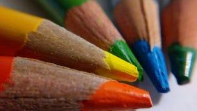 Voel de kleur Stock Afbeelding