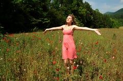 Voel de zomerzon en wind