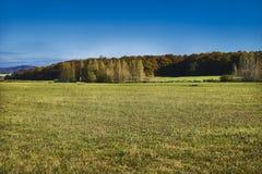 Voeltendorf im Herbst Lizenzfreies Stockbild