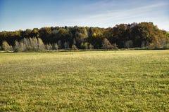Voeltendorf im Herbst Stockbilder
