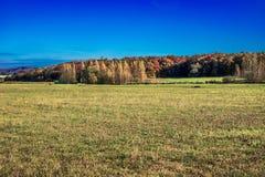Voeltendorf w jesieni Zdjęcia Stock