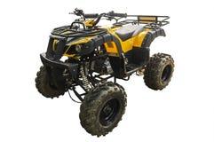 Voertuig of ATV geschikt voor elk terrein Royalty-vrije Stock Fotografie
