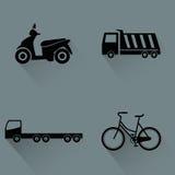 voertuigen Stock Afbeelding