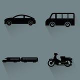 voertuigen Royalty-vrije Stock Afbeelding