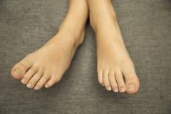 voet royalty-vrije stock afbeeldingen