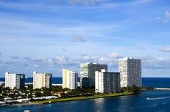 Voet Lauderdale Florida Stock Foto's