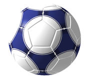 Voetbal Royalty-vrije Stock Afbeelding