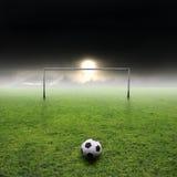 Voetbal 2 Stock Foto