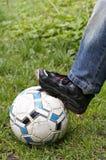 Voetbal Royalty-vrije Stock Foto's