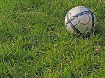 Voetbal. Stock Afbeelding