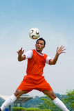 Voetbal royalty-vrije stock fotografie