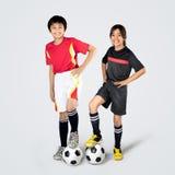 Voetbal Stock Afbeeldingen
