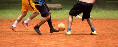 Voetbal amateur-Brazilië royalty-vrije stock foto