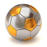 voetbal bal Royalty-vrije Stock Foto