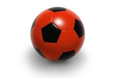 Voetbal ball4 Royalty-vrije Stock Foto's