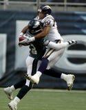 VOETBAL NFL Stock Fotografie