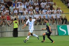 Voetbal of Voetbal Stock Afbeelding