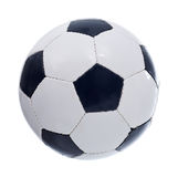 Voetbal of voetbalbal Royalty-vrije Stock Afbeeldingen