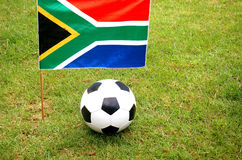 Voetbal Zuid-Afrika Stock Foto's