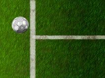 Voetbalbal Royalty-vrije Stock Fotografie