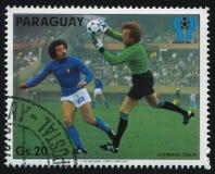 Voetbalkampioenschap royalty-vrije stock foto