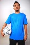 Voetbalster Royalty-vrije Stock Foto