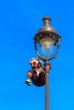 Voetbalvrij slag Iya Traore die met een Bal jongleren Stock Afbeeldingen