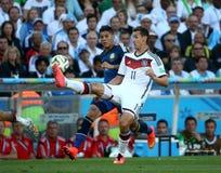Voetbalwereldbeker Stock Fotografie