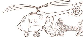 Voeten gezondheids royalty-vrije illustratie