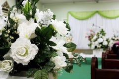 Voeux de mariage Image stock