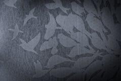 Vogel abstracte achtergrond Royalty-vrije Stock Foto