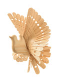 Vogel des Glückes Lizenzfreies Stockbild