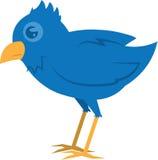 Vogel-Gehen lizenzfreie abbildung