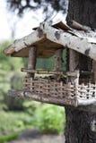 Vogel-Haus Lizenzfreie Stockbilder