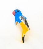 Vogel machen vom Gips von Paris Stockbild