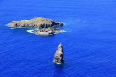 Vogel-Mann-Insel stockbilder