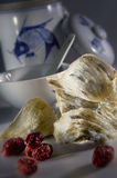 Vogel-Nest-Suppe stockfotos