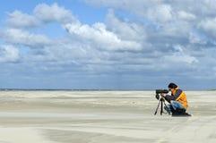 Vogelaar, Birdwatcher стоковые фото
