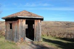 Vogelbeobachtungs-Hütte Lizenzfreie Stockbilder