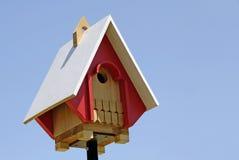 Vogelhuis Royalty-vrije Stock Afbeelding