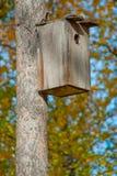 Vogelhuis Royalty-vrije Stock Fotografie