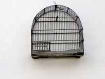 Vogelkäfig lizenzfreie stockfotos