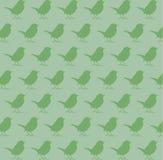 Vogelmuster Stockbild
