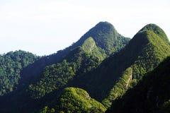 Vogelperspektive von Langkawi-Insel Stockbild