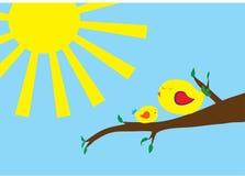 Vogels Vector Illustratie