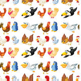Vogels Royalty-vrije Stock Foto's